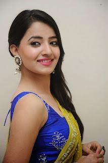 Ruksha Meer sizzling in saree 012.JPG