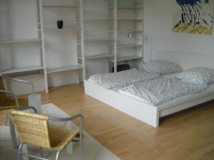 25,6 qm Zimmer