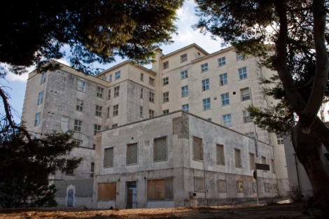 Dunheim: Punto misterioso: Suceso paranormal en el Hospital Verge ...