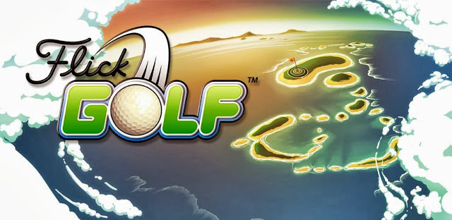 Flick Golf! v1.4 Apk Full