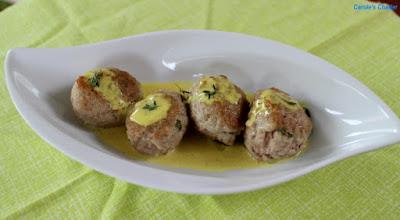 Carole's Chatter: Danish Meatballs