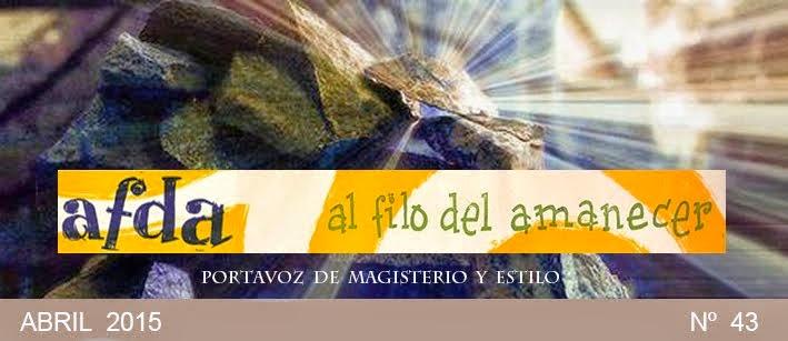 Magisterio y estilo AFDA