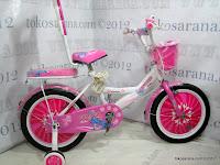 Sepeda Anak Erminio Sandaran 16 Inci