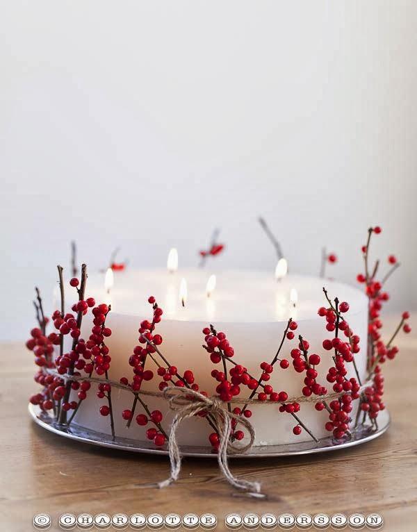 Pinterest e le idee per decorare il natale blossom zine blog - Idee decorative per natale ...