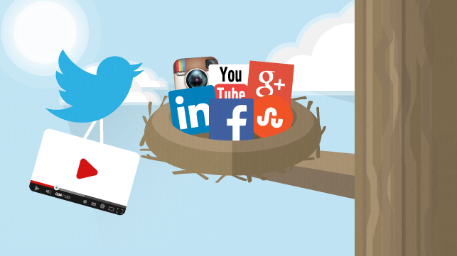 How to Promote Your Company Video on Facebook, Twitter, YouTube etc.