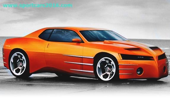 2016 Pontiac GTO Judge