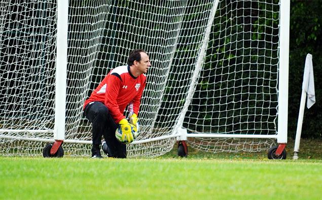 Rogerio Ceni é uma das novidades na equipe do São Paulo