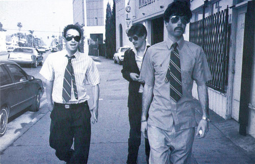 Beastie Boys, 1994, Spike Jonze, Discosafari