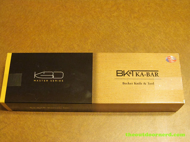 Ka-Bar Becker BK14 EsKabar - Box (Front)