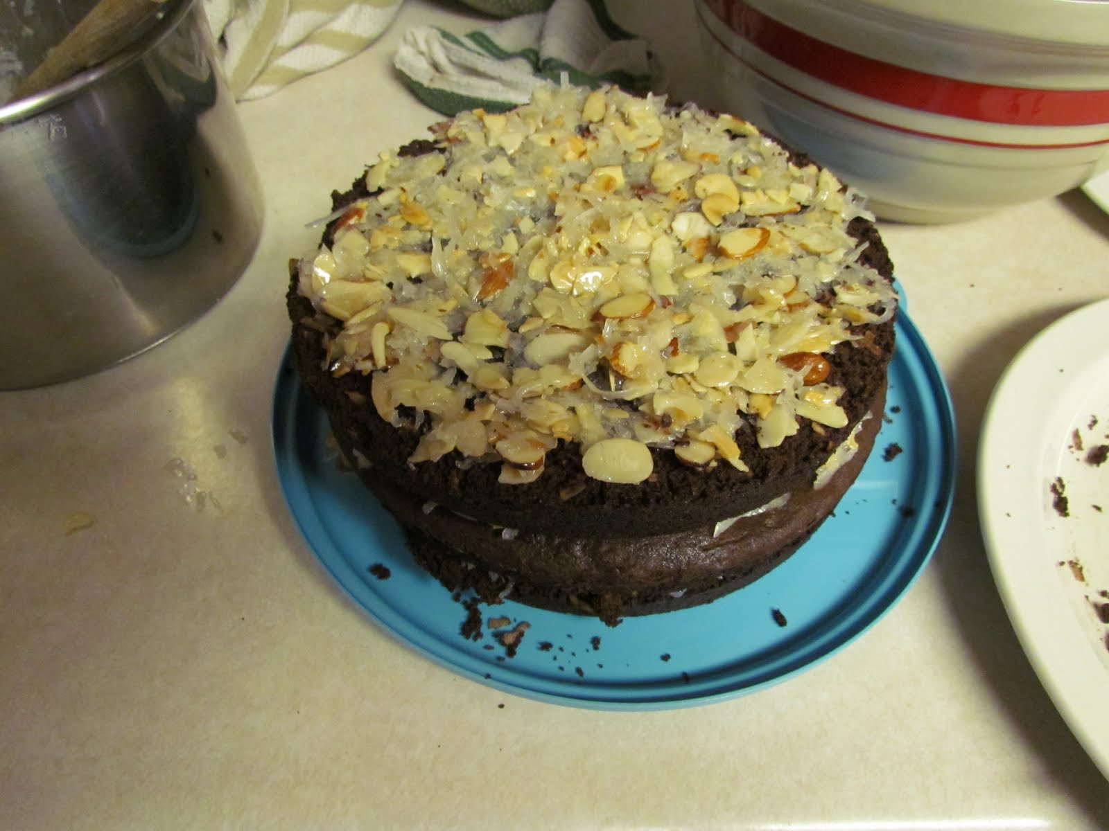 Rachael ray german chocolate cake recipe