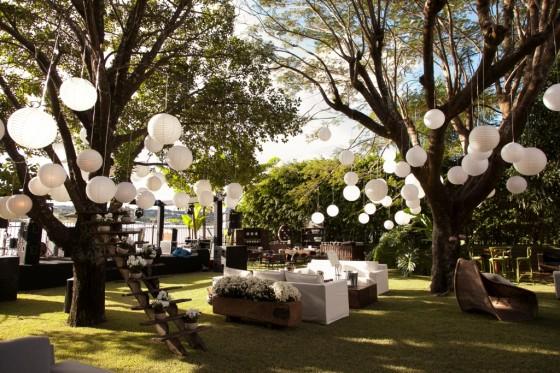 decoracao casamento rustico azul e amarelo:Sim da Noiva: {Balões – Inspiração}