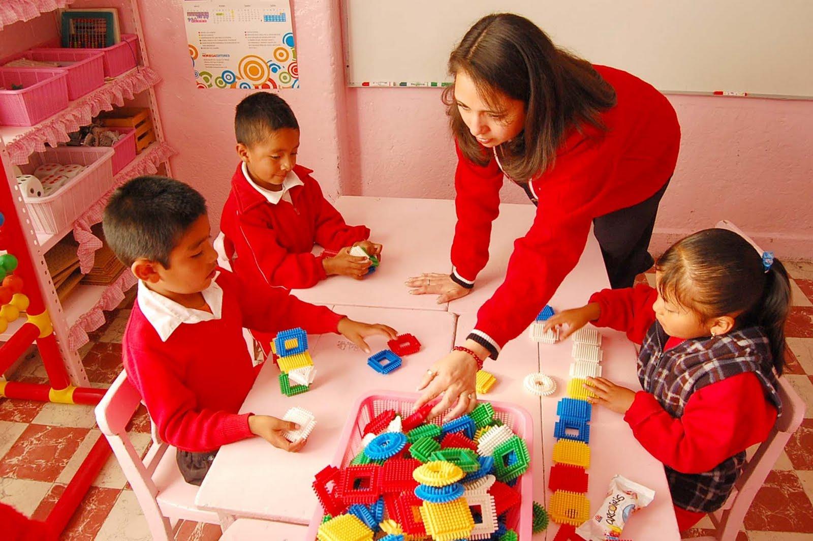estrategia educacion preescolar: