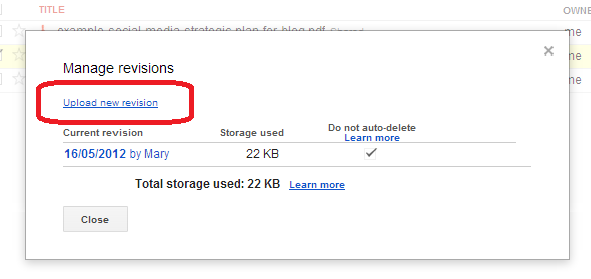 how to send photos through google drive
