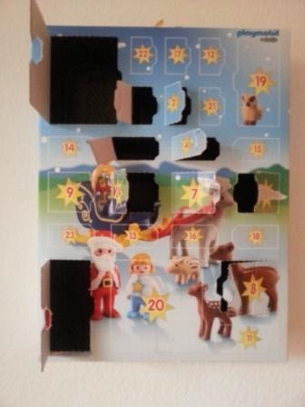 Duplo-Weihnachtskalender
