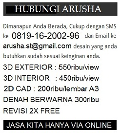 JASA DESIGN 3D ONLINE BANGUNAN The Design Process