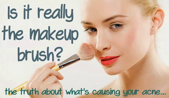 The acne whisperer its not the brush its the blush if you have ever experienced breakouts along your cheekbones that just wont go away no matter what you do or use you may have concluded that the pimples ccuart Image collections