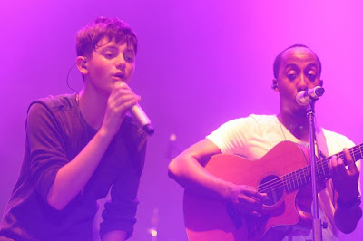 Greyson Chance and Michael Warren in Asia - November 2012