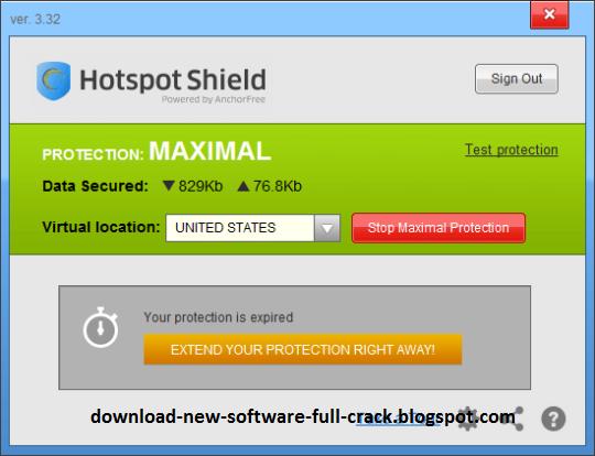 crack hotspot shield 7.0.5