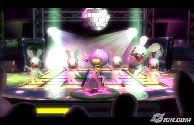 Rayman Raving Rabbids PC Full Español Descargar Juego