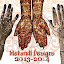 New Mehndi Designs For Hands & Feet 2014 | Simple Mehndi Designs 2014