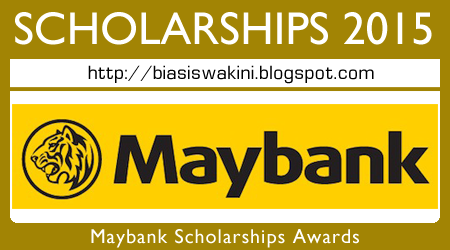 Maybank Scholarships 2015