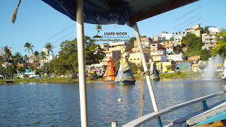 boat tour of the orixás candomble at dique do tororo