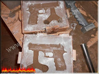 sand casting gating system