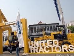 Lowongan Kerja Terbaru PT United Tractors Tbk Mei 2013