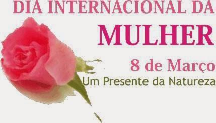 Dia Internacional da Mulher - Força e Coragem