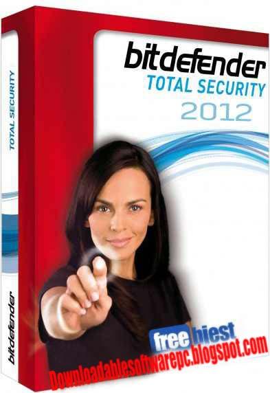 Bitdefender Total Security Crack Serial key Full Free Lifetime