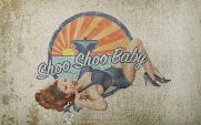 Fondo de pantalla Pin-Up Shoo Shoo Baby | Grunge | Wallpaper