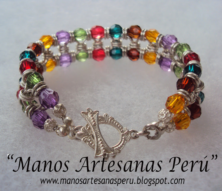 NEW!!! Multicolor bracelet.
