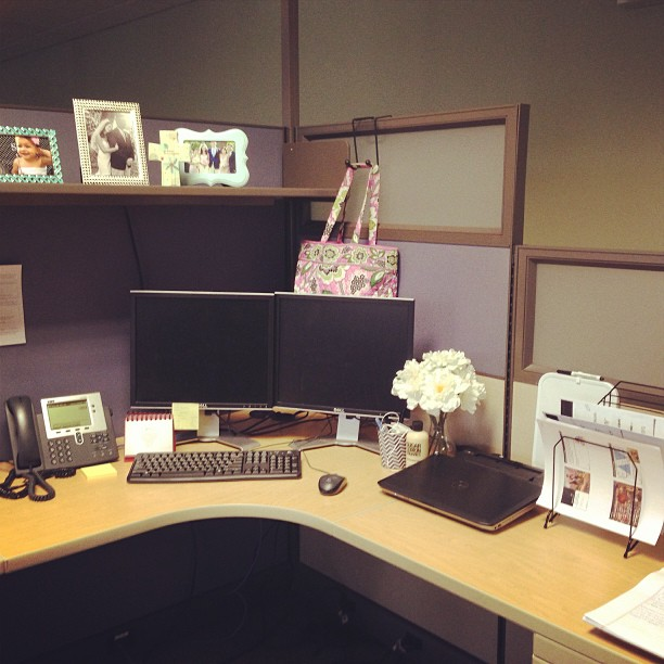 Cubicle decorating ideas pinterest joy studio design Office cubicle design ideas