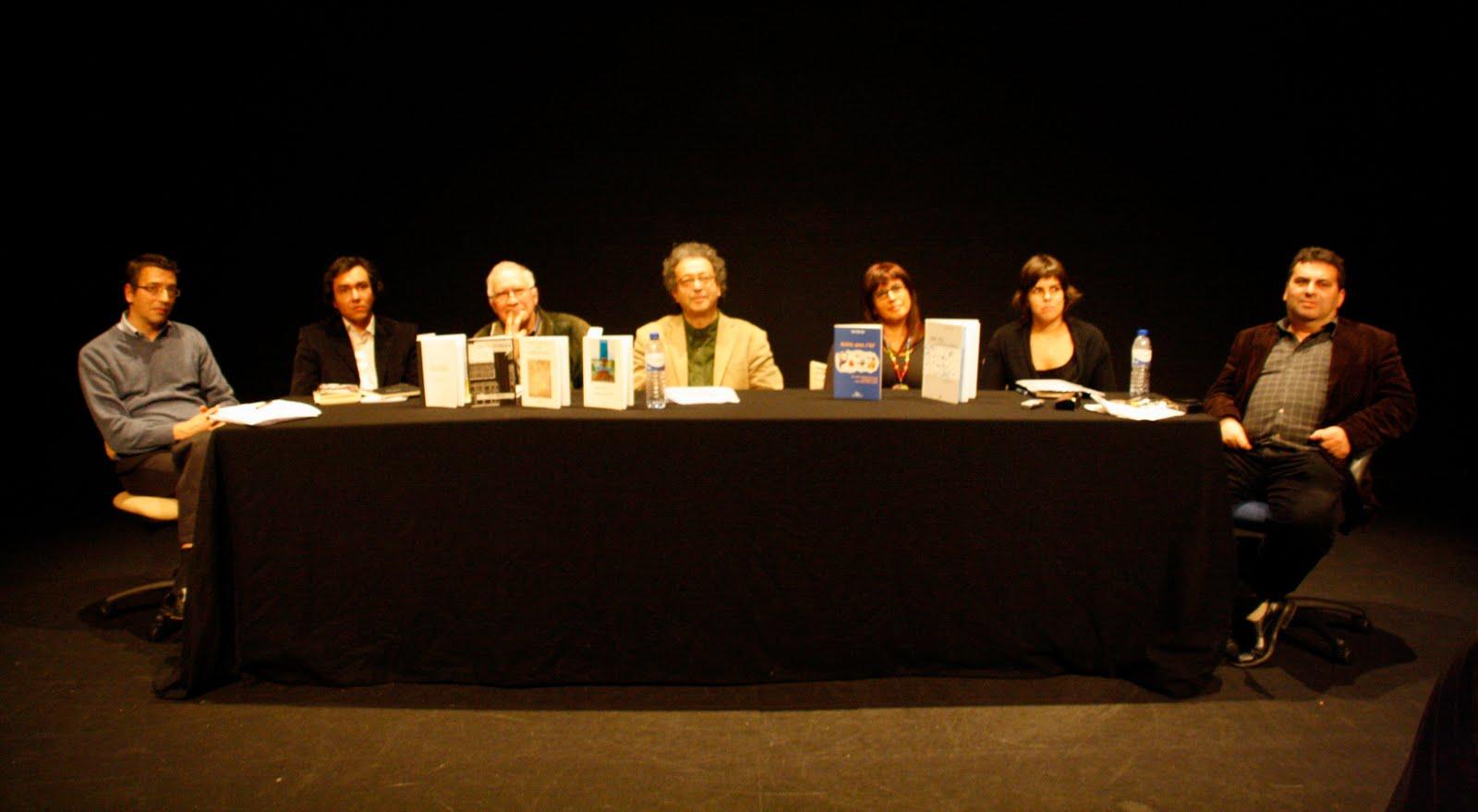 1º Encontro Literário de Sintra (2009)