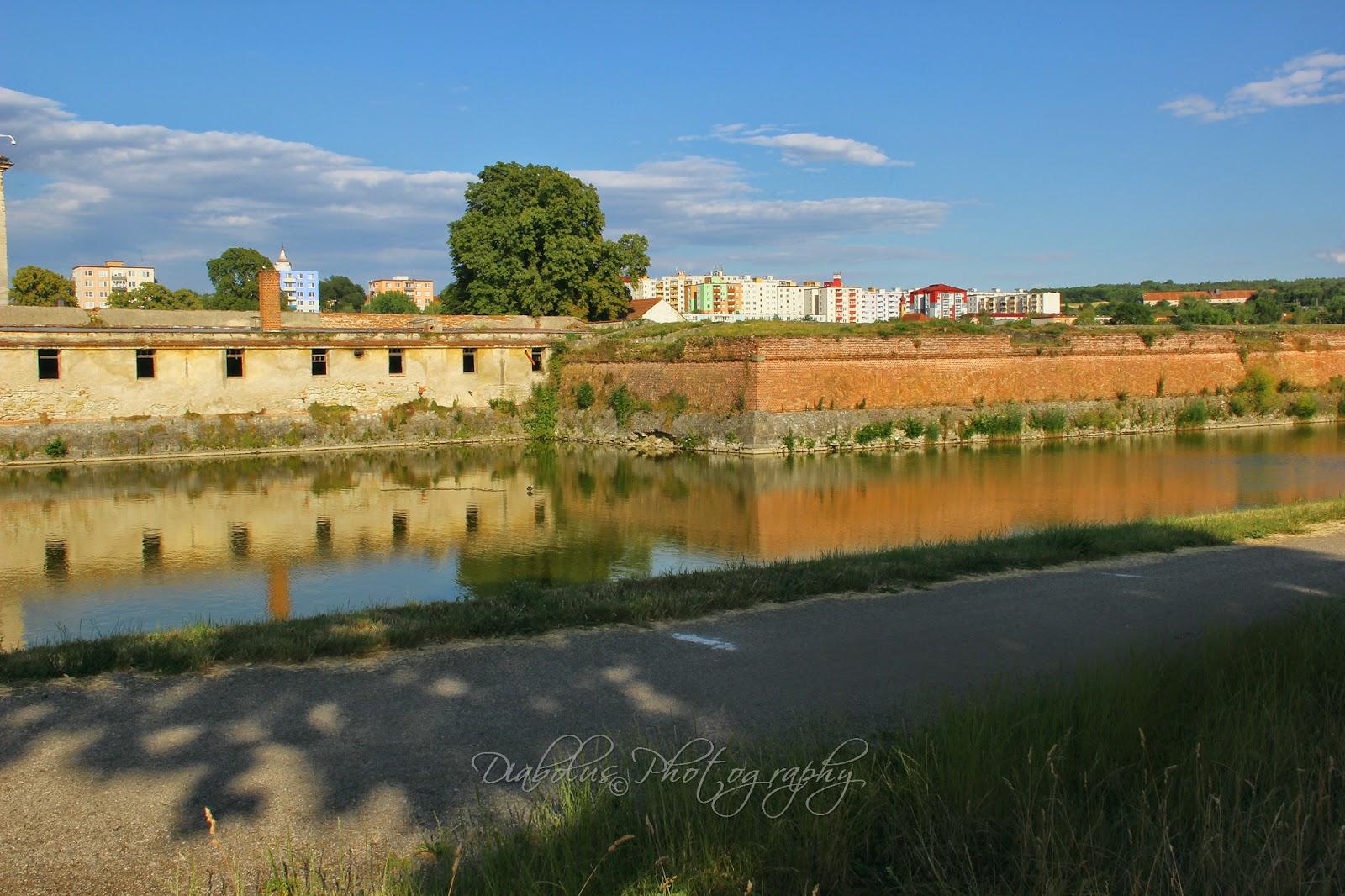 Vodní příkop/Water Moat