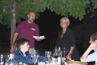 A Tuscan cookery class with Simonetta