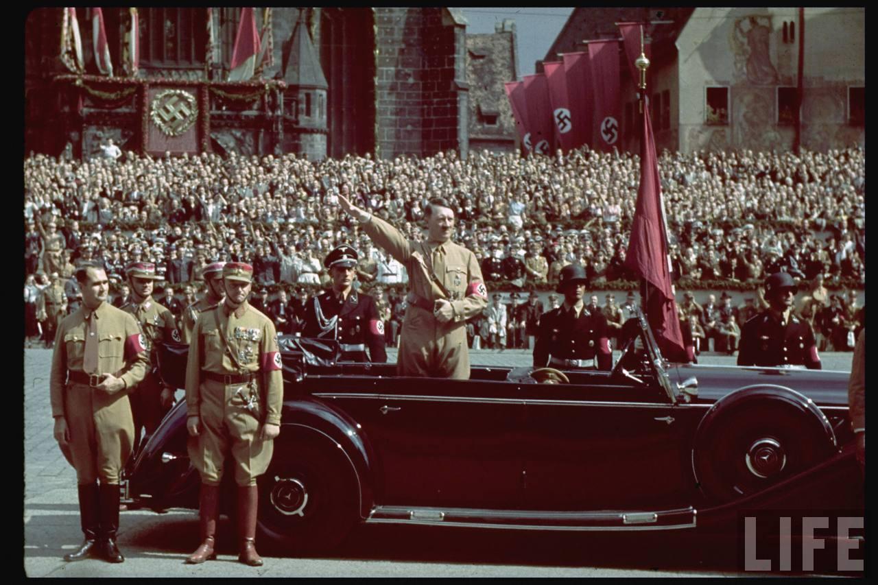 ideologias en t, parte uno: nazismo