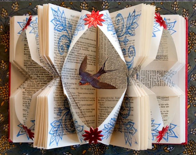 http://funkidos.com/pictures-world/art-world/book-art-by-rachael-ashe