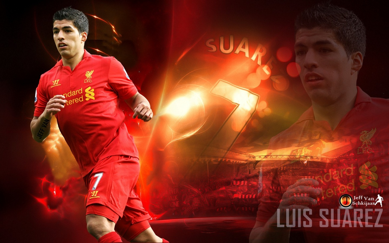 Liverpool 2013 wallpapers hd - Suarez liverpool wallpaper ...