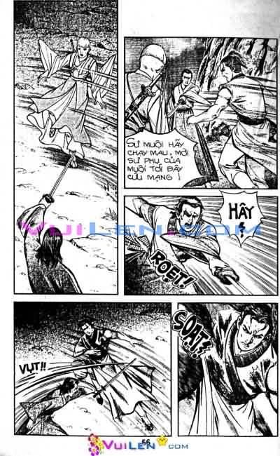 TruyenHay.Com - Ảnh 54 - Tiếu Ngạo Giang Hồ Chapter 22