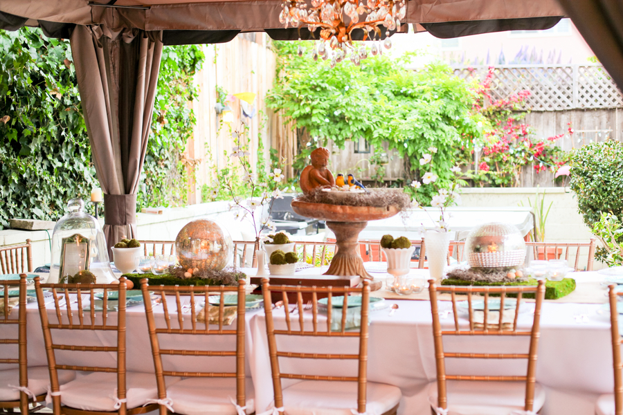Super Chic Couples Baby Shower