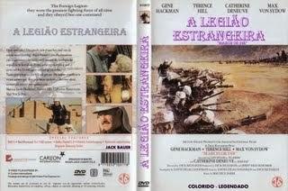 A LEGIÃO ESTRANGEIRA