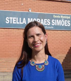 A diretora Marcia Cristina da Rocha acredita que os novos projetos têm tornado a escola mais interessante para os alunos