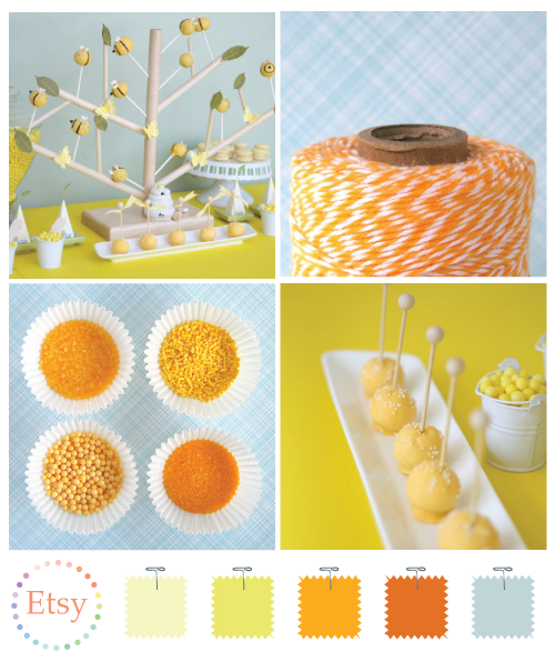 Sunny Cake pop supplies