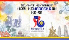 Selamat Menyambut Kemerdekaan Ke-56