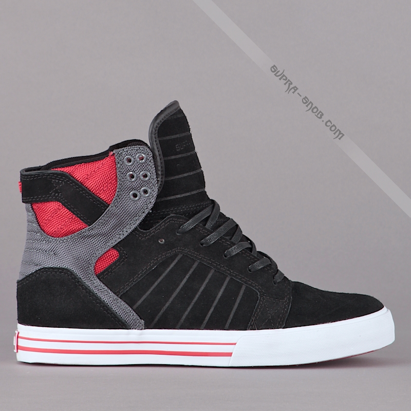 universal information supra shoes