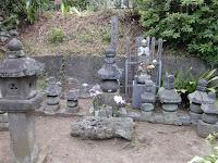 源範頼の墓