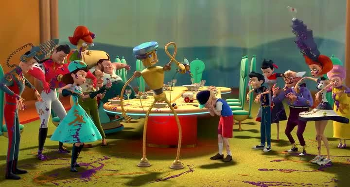 Meet The Robinsons Hindi
