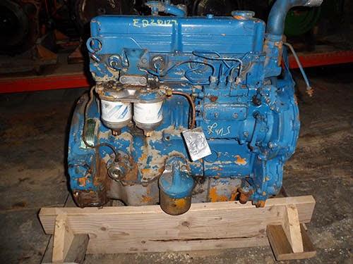 Ford Major engine