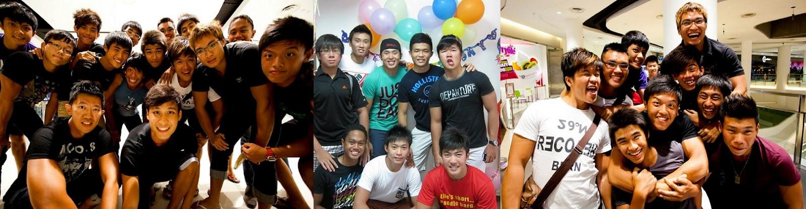ManSA (Manhunt Singapore Alumni): AGE IS NO BARRIER